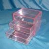 colored acrylic jewel box