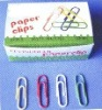 colored paper clip Bin8-W50 for good quality