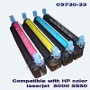 compatible with hp 5500/C9730