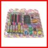 crayon kit set ,pencil sharpener and crayon,color pencil