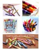 crayons sets,washable crayons,bathroom crayons
