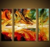 decorative group  oil paintings for house