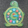 decorative magnet clock toy