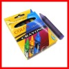 drawing crayon,multi-color crayons,promotional crayon