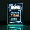 flash led billboard with neon effect for advertising