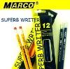 half size pencils