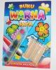 kid's drawing & paint set (SST-027)     (color fabric paint,finger painting set)