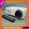 led dvd projector 1080p for sale with dvb-t/usb