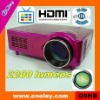led multimedia projector 1080p built in tv tuner