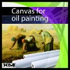 manufacture supply canvas painting canvas