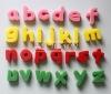 many shapes colorful painting brush children DIY sponge brush
