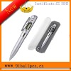 metal ball pen with stop watch