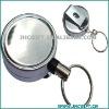 metal retractable reel badge holders