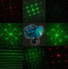 mini DJ dance laser stage light sound active/8 patterns/auto mode-LY502