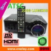 mini led projector hdmi 1080p with ATSC