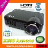 mini projector 1080p built in tv tuner