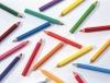 multi mini color pencils