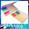 notepad with page marker (NG)