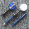 novelty badge pencil reel
