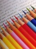 office&school  wooden color pencil