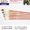 oil painting brushes set DS6188