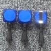 plastic badge holder pull