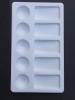 plastic palette,color palette,TS-048paint palette,wooden palette,art material,artist palette,drawing palette,paint palette