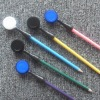 plastic pencil badge holder