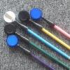plastic pencil badge pull