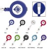 plastic retractable badge holder