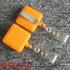 plastic roller clip