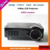portable digital projector with DVB-T/USB support 16:9 HDMI 1080p