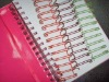 pp spiral notebook