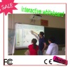 pressure sensitive electronic whiteboard, CE FCC and RoHS certified