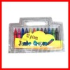promotional crayon,color crayons,wax colors crayons