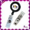 promotional retractable badge reel