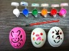 rabbit design egg paint set,promotion gift