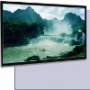 rear and front projector screen