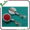 round badge reel