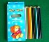 sharpening coloring pencil  for children