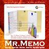 sticky notepad for yarn company marketing