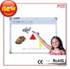 touch sensitive interactive electronic whiteboard, CE FCC and RoHS certified