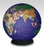 violet ocean world globe