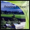 waterproof 100% cotton digital printing canvas