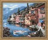 wholesale Cheap DIY number painting (40*50cm)
