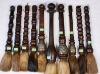 wood brush, writing brush, Chinese brush