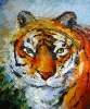 Animal Oil Painting