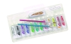 Gouache Color(12 Color 6ML Transparent Plastic Box Packed Set)