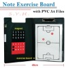 Note Exercise Board