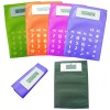 ST4004 electronic foldable leather talking 8 digit calculator